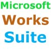 *Microsoft Works Suite