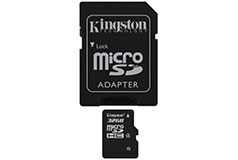 Kingston 32GB MicroSD Class 4