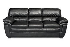 Fenmore Sofa in Black - Click for more details