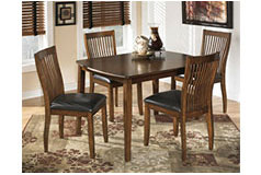 *Ashley Stuman 5PC Dining Set