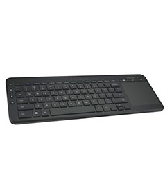 *MEDIA KEYBOARD - MICROSOFT ALL-IN-ONE WIRELESS