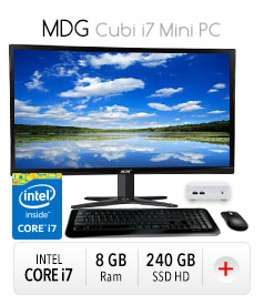 *MDG Cubi i7 Mini PC