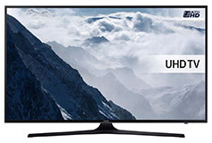 "*Samsung 60"" UHD 4k Flat Smart TV KU6290 Series"