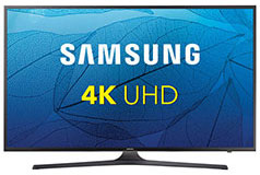 "*Samsung 65"" 4K Ultra HD LED  Smart TV"