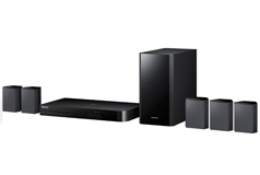 *Samsung 3D Smart Home Theatre