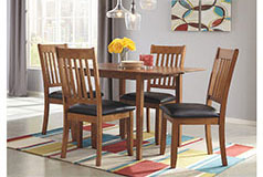 *Joveen 5 Piece Dining Set