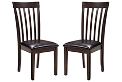 *Hammis  Upholstered Side Chairs (2)