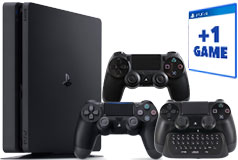 PlayStation Slim 500GB