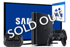"*Samsung 50"" & PS4 Slim Bundle"