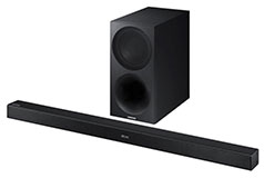 Samsung 2.1 Soundbar (320W/Wireless Subwoofer/Bluetooth)