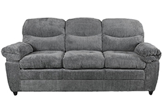 Alsace Sofa in Grey Chenille   - Click for more details