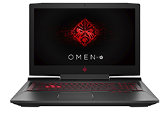 "HP Omen 17.3"" (Intel Core i7/8GB RAM/2TB SSHD/GTX 1050/Windows 10) - Click for more details"