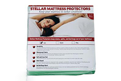 "Stellar Mattress Protector Full Size 13"" depth - Click for more details"