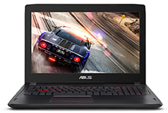 "Asus FX53VD Gaming Laptop (15.6""/Core i7/GTX 1050/8GB RAM/1TB HDD/Win 10)  - Click for more details"