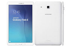 "Samsung Galaxy Tab E (9.6""/1.3GHz Octa Core/1.5GB RAM/16GB/Android 5.1) - Click for more details"