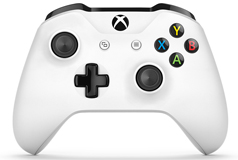 Xbox Wireless Controller - White - Click for more details