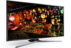"Samsung 75"" 4K UHD LED Smart TV - Click for more details"