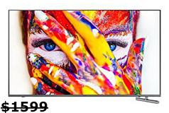 "Samsung 55"" 4K Smart QLED TVQ6FAM 2017 Model - Click for more details"