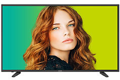 "Sharp 50"" 4K Ultra HD LED Smart TV - Click for more details"