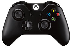 Xbox Wireless Controller - Black   - Click for more details