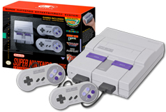 Nintendo Super NES Classic Edition  - Click for more details