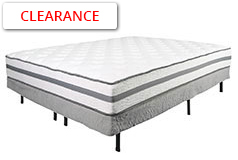 "Alta Plush 11"" King Mattress Set Mattress and Foundation - Click for more details"