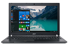 "Acer TravelMate P6 Laptop(15.6""/Intel Core i5/8GB RAM/256GB SSD/Win 10) - Click for more details"