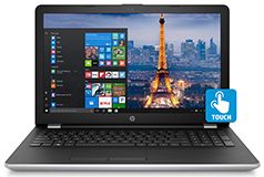 "HP Pavilion 15.6"" Notebook (Touchscreen/Intel Core i5/8GB RAM/2TB HDD/Windows 10) - Click for more details"