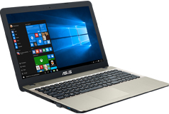 "Asus VivoBook Max 15.6"" Laptop  (Intel N3350/4GB RAM/500GB HDD/Windows 10) - Click for more details"