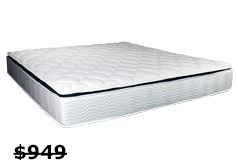 "Sleep Rest 11"" Cushion Firm King Mattress - Click for more details"