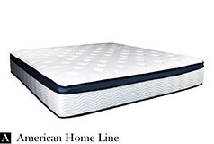 "Sleep Rest 13"" Comfort-Top Plush King Mattress"
