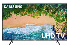 "Samsung 65"" UHD HDR  4K LED Smart TVNU7100 2018 Model - Click for more details"