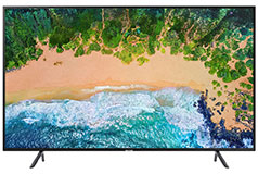 "Samsung 40"" 4K UHD HDR LED Smart TVNU7100 2018 Model - Click for more details"