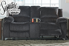 Kellerhause Reclining Loveseat by Signature Design by Ashley 75704 - Click for more details