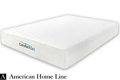 "Comfort Gel 10"" King Mattress"