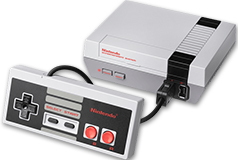 Nintendo NES  Classic Edition - Click for more details