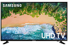 "Samsung 55"" 4K UHD Smart TV NU6900 2018 - Click for more details"