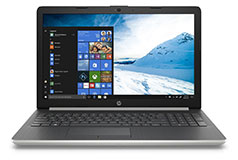 "HP 15.6"" i5-8250U Laptop  (Intel i5/8GB RAM/2TB HDD/Win 10) - Click for more details"