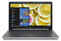 "HP 17.3"" N5000 Laptop (Intel N5000/8GB RAM/1TB HDD/Win 10) - Click for more details"