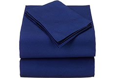 Spirit PremiumQueen Size Bed Sheets in Bahamian Blue - Click for more details