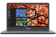 "Asus X705 17.3"" Laptop  (Intel Core i5/8GB RAM/1TB  HDD/Win 10) - Click for more details"