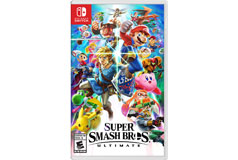 Super Smash Bros Ultimate - Nintendo Switch  - Click for more details