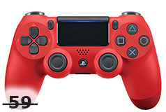 PlayStation 4 Dualshock Controller - Red