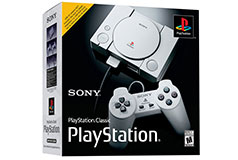PlayStation Classic Console - Click for more details