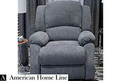 Crawford Luxury Recliner Chair - Click for more details