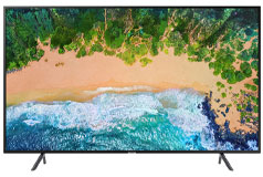 "Samsung 43"" Smart 4K UHD Tizen Smart TV NU7100 - Click for more details"