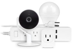 Aluratek eco4life SmartHome Essentials Kit - Click for more details
