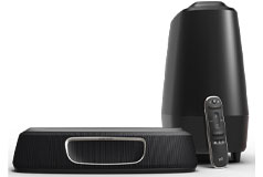 Polk Magnifi Mini Home Theater Sound Bar System  - Click for more details