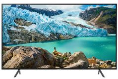 "Samsung 75"" RU7100 Smart 4K UHD TV - Click for more details"