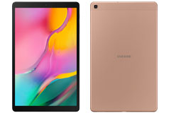 "Samsung 10.1"" Galaxy Tab A - Gold ( Octa-Core,1.8GHz,1.6GHz, 2GB of RAM/32GB/Android) - Click for more details"